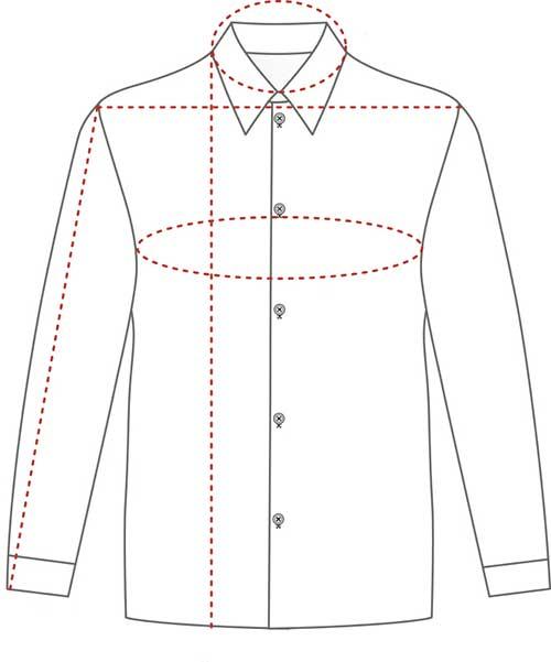 check out 92116 470c3 Guida alle taglie - Camicie